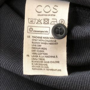 COS Shirts - COS Polo Shirt